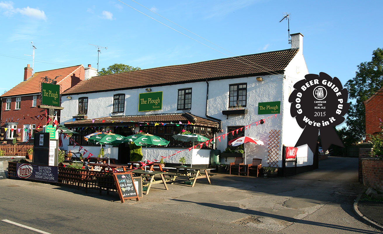 The PLough Stathern Leicestershire Pub